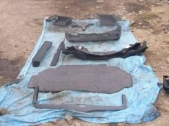 Обшивка багажника. Toyota Celsior, UCF20, UCF21 Двигатель 1UZFE
