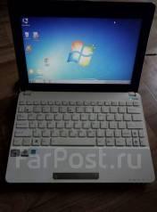 "Asus Eee PC 1011. 10"", 1,7ГГц, ОЗУ 2048 Мб, диск 320 Гб, WiFi, Bluetooth, аккумулятор на 4 ч."