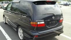 Накладка на стоп-сигнал. Toyota Previa, ACR30 Toyota Estima, ACR30, ACR30W