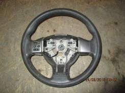 Руль. Nissan Tiida, C11, C11X Двигатели: K9K, MR18DE, HR16DE