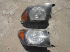 Фара. Mitsubishi Pajero iO Mitsubishi Pajero Pinin, H77W, H76W Двигатели: 4G94, 4G93, 4D56