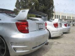 Бампер. Toyota Celica, ZZT231, ZZT230 Двигатели: 2ZZGE, 1ZZFE