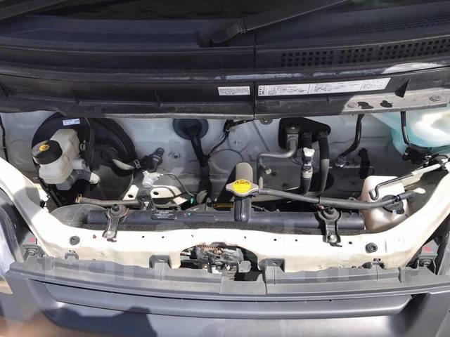 Радиатор охлаждения двигателя. Toyota: Lite Ace, Rush, Town Ace, Avanza, Town Ace / Lite Ace Двигатели: 3SZVE, K3VE