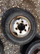 Колеса 195R14LT 8P. Toyo JE , Грузовые диски под футорку. 4.5x14 6x180.00 ET38 ЦО 133,0мм.