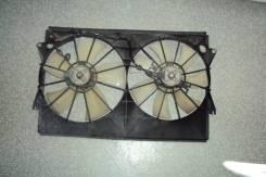Вентилятор охлаждения радиатора. Toyota Vista Ardeo, SV50, SV55, AZV50, AZV55 Toyota Vista, SV50, AZV55, AZV50, SV55 Двигатели: 3SFE, 1AZFSE, 3SFSE