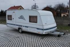 Wilk. Жилой прицеп для легкового автомобиля WILK SE 530, 2004г. Б/пробега РФ