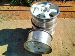 Bridgestone. 7.5x16, 4x114.30, 5x114.30, ET48, ЦО 73,0мм.