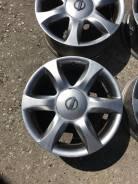 Nissan. 7.0x17, 5x114.30, ET55