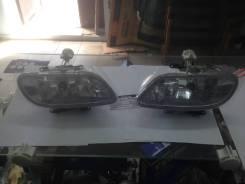 Фара противотуманная. Hyundai Accent, LC, Sedan, LC2, SEDAN Hyundai Verna