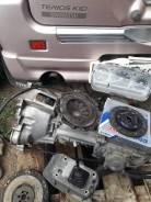 Механическая коробка переключения передач. Daihatsu Terios Kid, J111G, J131G, 111G Двигатели: EFDEM, EFDET