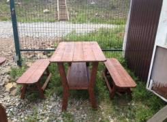 Деревянная мебель для летнего кафе, дачи, дома по бюджетной цене!