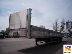 Kogel SN24. Koegel SN24 - полуприцеп с бортовой платформой, 24 990 кг.