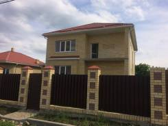 Дом в Знаменском 196 м2 на участке 7,3 сотки! г. Краснодар. от застройщика