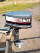 Yamaha. 4,00л.с., 2х тактный, бензин, нога S (381 мм)