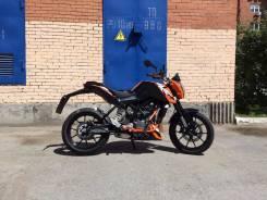 KTM 200 Duke. 200 куб. см., исправен, птс, с пробегом