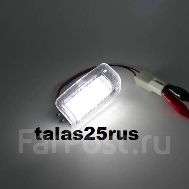 Подсветка. Toyota Venza