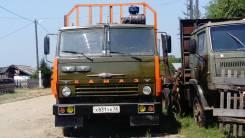 Камаз 5320. , 10 850 куб. см., 8 000 кг.