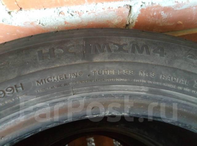Michelin MX4. Летние, 2008 год, износ: 50%, 4 шт