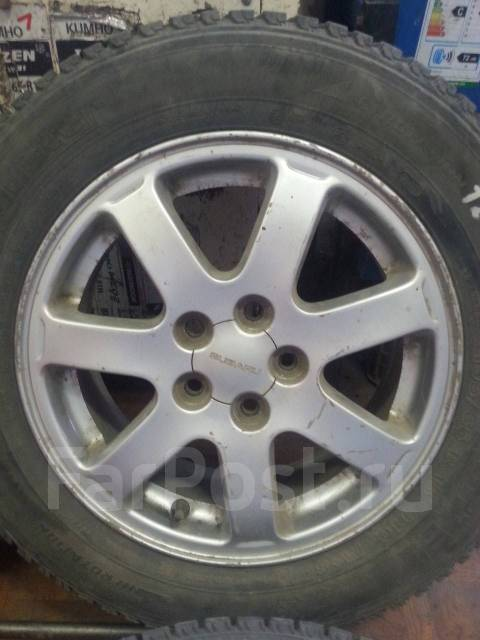 Subaru. 6.0x15, 5x100.00, ET55