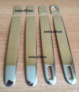 Накладка на ручки дверей. Toyota Vitz, NSP135, KSP130, NSP130, NCP131