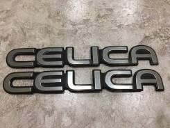 Эмблема. Toyota Celica