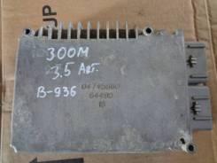 Блок управления ДВС 04606890AE Chrysler 300M (LR) 1998-2004 3.5i Chrysler 300M