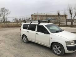 Багажник на крышу. Toyota Succeed Toyota Probox