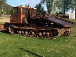 АТЗ ТТ-4. Продам трактор Т-4