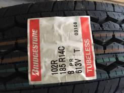 Bridgestone RD613 Steel. Летние, 2012 год, без износа, 4 шт