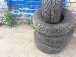 Michelin 4X4 A/T. Грязь AT, 2012 год, износ: 5%, 4 шт