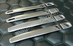 Накладка на ручку двери. Toyota Prius C, NHP10 Toyota Aqua, NHP10, NHP10H Двигатель 1NZFXE