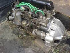 Двигатель в сборе. ГАЗ ГАЗель