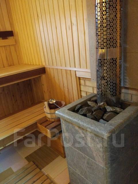 """""""Ольгина баня"""", на дровах с озером во Владивостоке"""
