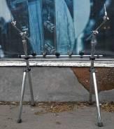 Рэк барабанный для 2 томов, 2 узла для подвеса