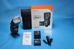Фотовспышка Godox Ving V860 (TTL, для Nikon)