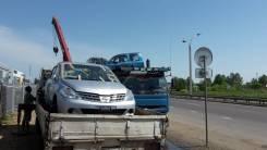 Nissan Tiida Latio. SN11222222, HR15