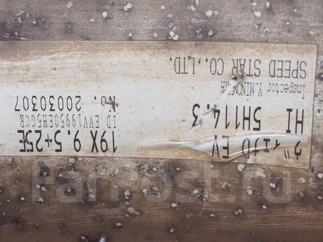 """SSR Vienna. 9.5/11.0x19"""", 5x114.30, ET25/24, ЦО 73,0мм."""