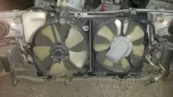 Радиатор охлаждения двигателя. Toyota Tercel, EL51