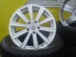 NZ Wheels. 6.5x17, 5x114.30, ET48