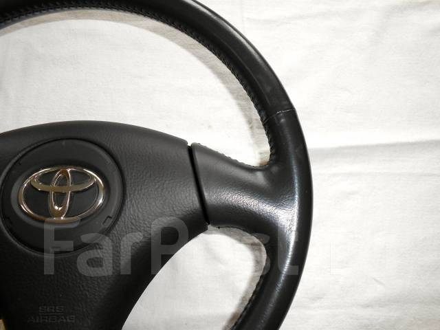Руль. Toyota: Estima, Estima Hybrid, Avensis Verso, Auris, Avalon, Ipsum, Gaia, Verossa, Avensis, Allex, Vista, Corolla Spacio, Vista Ardeo, Corolla V...