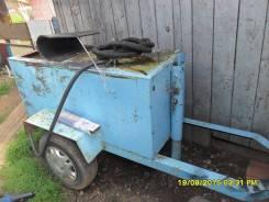 Самодельная модель. Продам Автосцерцерну на колёсах 550л. для легкового авто., 550,00куб. м.