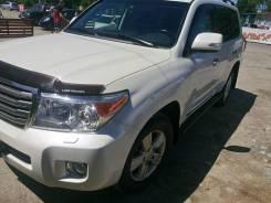 Toyota Land Cruiser. автомат, 4wd, 4.5 (235 л.с.), дизель, 93 000 тыс. км