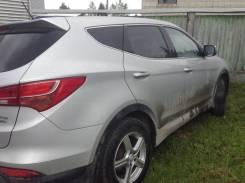Hyundai Santa Fe. KMHSU81XDDU