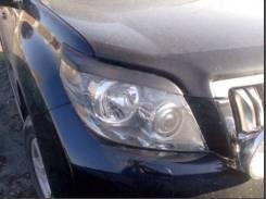 Накладка на фару. Toyota Land Cruiser Prado, GRJ150