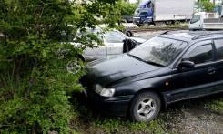 Toyota Caldina. автомат, передний, 2.0 (88 л.с.), дизель