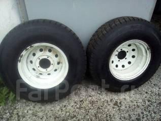 Комплект новых шин с дисками (LT285/75R16 122/1190). x16