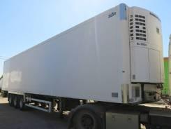 SOR. Полуприцеп рефрижератор 2007 г. ThermoKing SL-200e, 31 420 кг.