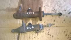 Цилиндр сцепления главный. Лада 2107, 2107 Лада 2106, 2106 Лада 2105, 2106, 2105