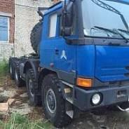 Tatra T815. Грузовой-тягач седельный -290N9T 8Х8.1R, 12 700 куб. см., 48 000 кг.