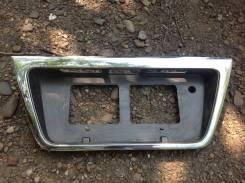 Рамка для крепления номера. Nissan Presage, VU30, TU30, VNU30, HU30, U30, NU30, MU30, TNU30